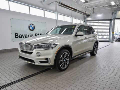 Pre-Owned 2014 BMW X5 xDrive35d Luxury Line