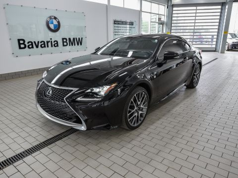 Pre-Owned 2015 Lexus RC 350 AWD 6A