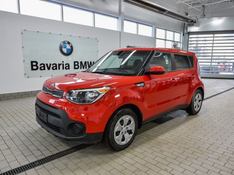 Pre-Owned 2018 Kia Soul LX at