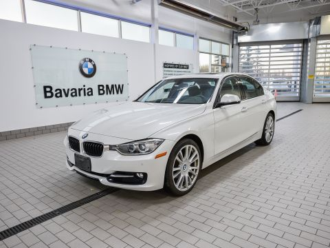 Pre-Owned 2014 BMW 328i xDrive Sedan Sport Line (3B37)
