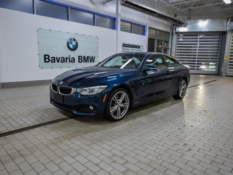 Pre-Owned 2014 BMW 428i xDrive Coupe