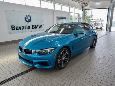 New 2019 BMW 440i xDrive Gran Coupe