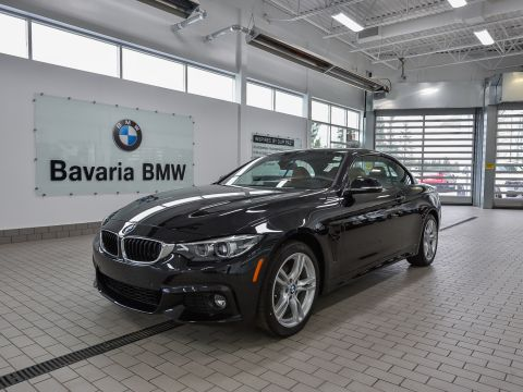 New 2019 BMW 430i xDrive Cabriolet