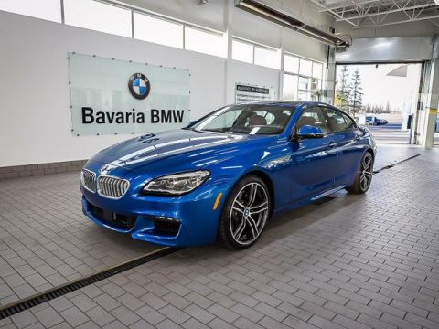 New 2018 BMW 650i xDrive Gran Coupe