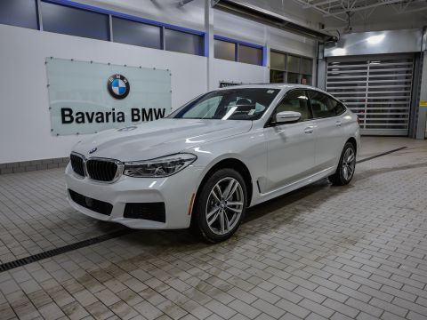 New 2019 BMW 640i xDrive Gran Turismo