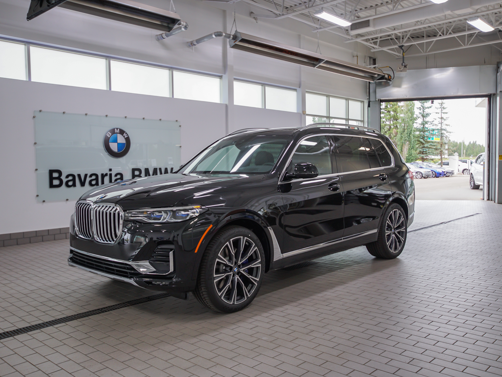 New 2019 BMW X7 xDrive 50i