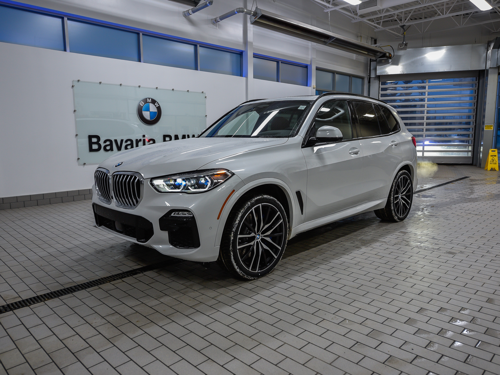 New 2019 Bmw X5 Xdrive50i Suv In Edmonton 19x59591 Bavaria Bmw