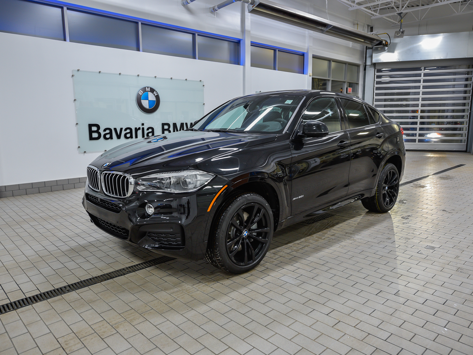 New 2019 Bmw X6 Xdrive50i Awd