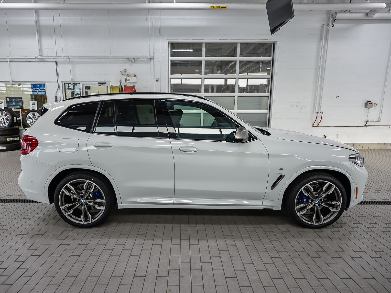 new 2019 bmw x3 m40i crossover in edmonton 19x32679. Black Bedroom Furniture Sets. Home Design Ideas