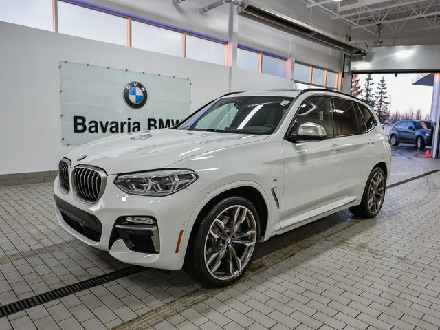 new 2018 bmw x3 m40i crossover in edmonton 18x34308 bavaria bmw. Black Bedroom Furniture Sets. Home Design Ideas