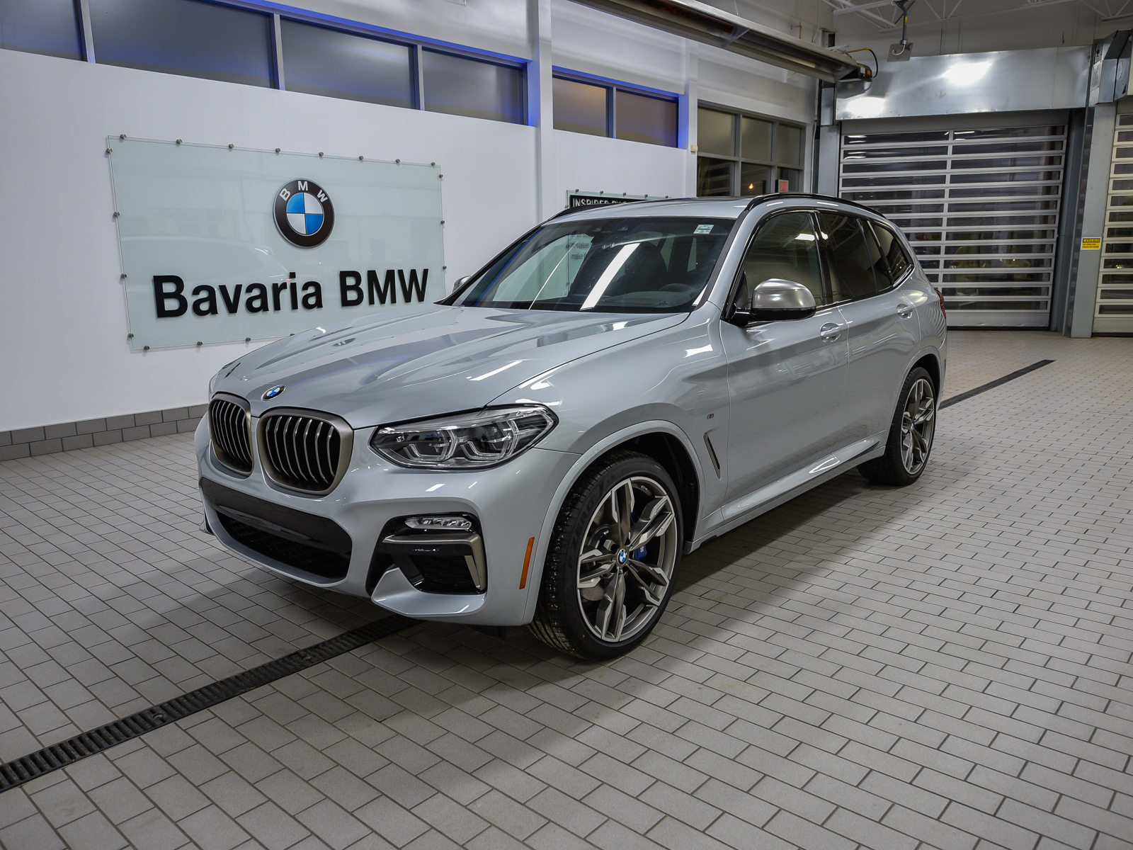 New 2019 Bmw X3 M40i Crossover In Edmonton 19x34119 Bavaria Bmw