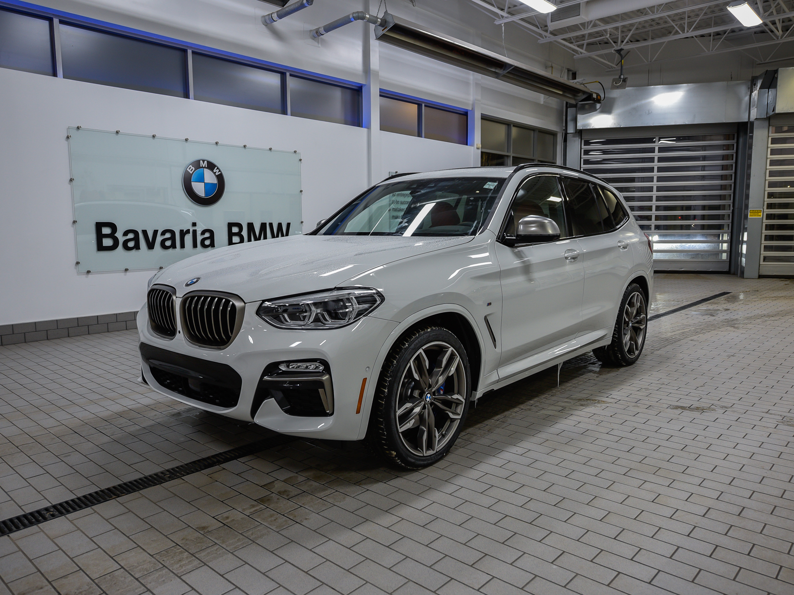 New 2019 BMW X3 M40i Crossover In Edmonton #19X32685