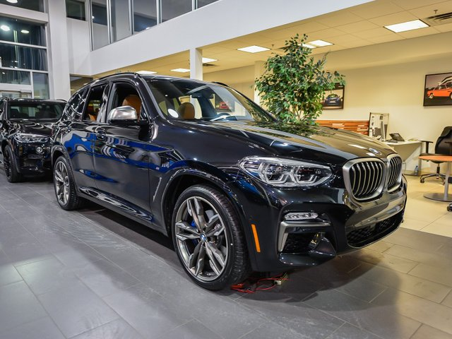 new 2018 bmw x3 m40i crossover in edmonton 18x34427 bavaria bmw. Black Bedroom Furniture Sets. Home Design Ideas