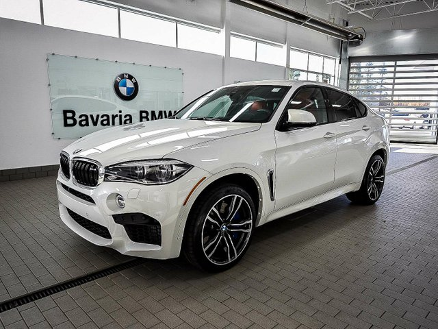 new 2017 bmw x6 m suv in edmonton 17x62404 bavaria bmw. Black Bedroom Furniture Sets. Home Design Ideas
