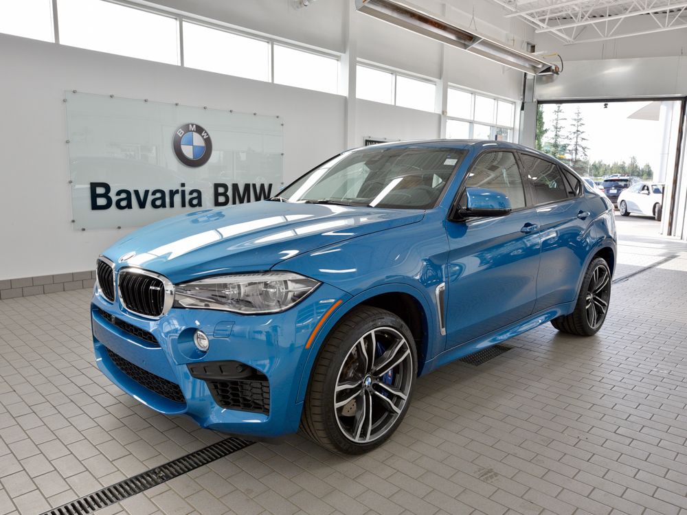 new 2017 bmw x6 m suv in edmonton 17x62283 bavaria bmw. Black Bedroom Furniture Sets. Home Design Ideas
