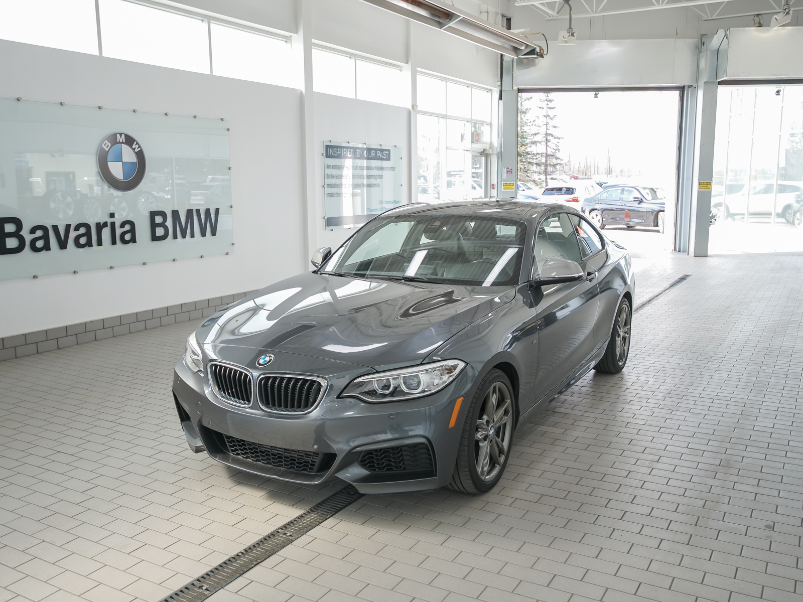 Pre-Owned 2016 BMW 235i Coupe