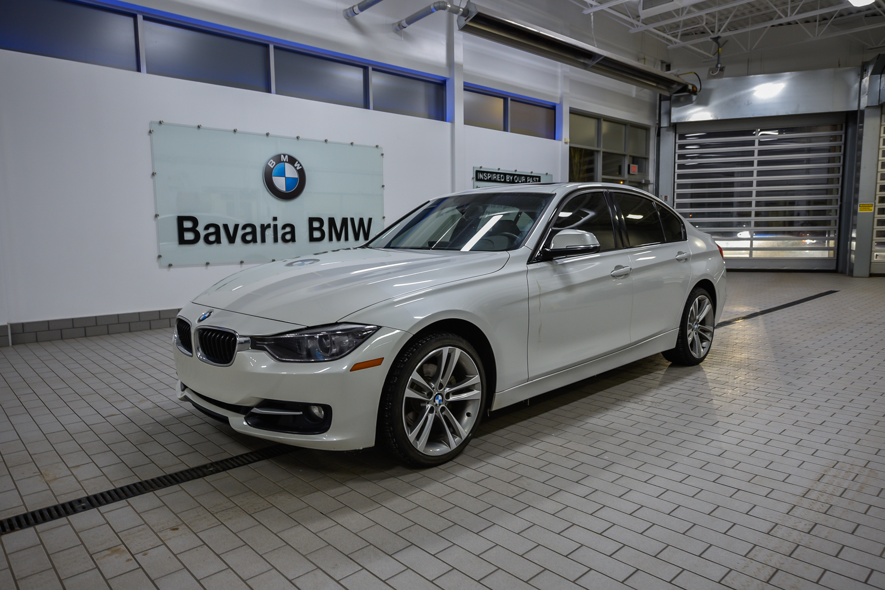 Pre-Owned 2013 BMW 328i xDrive Sedan Sport Line
