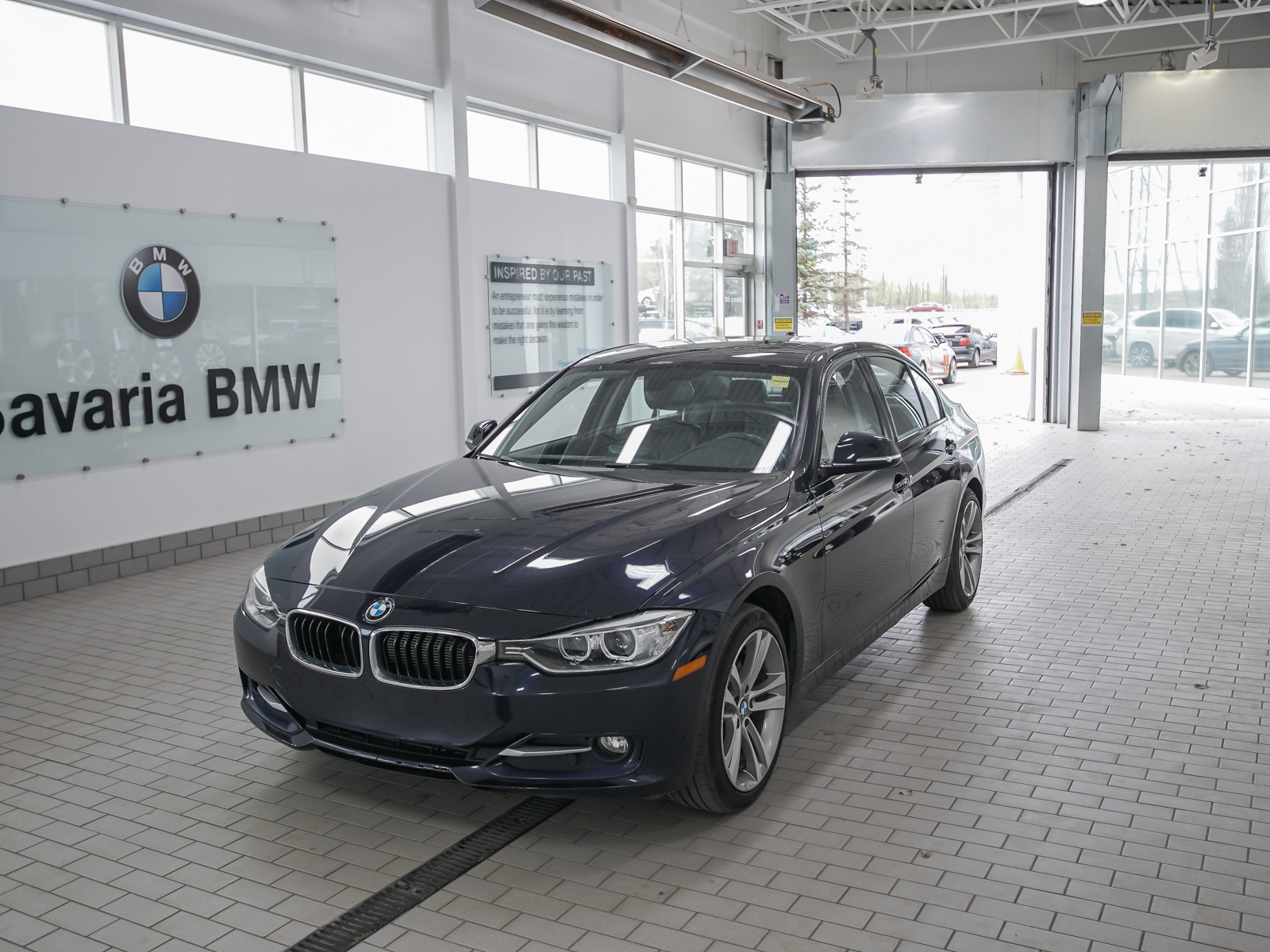 Pre-Owned 2014 BMW 320i xDrive Sedan Sport Line
