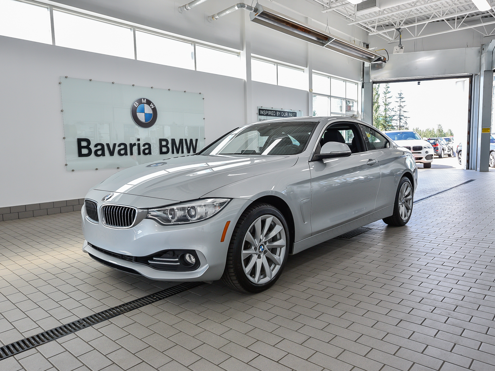 Pre-Owned 2015 BMW 435i xDrive Coupe