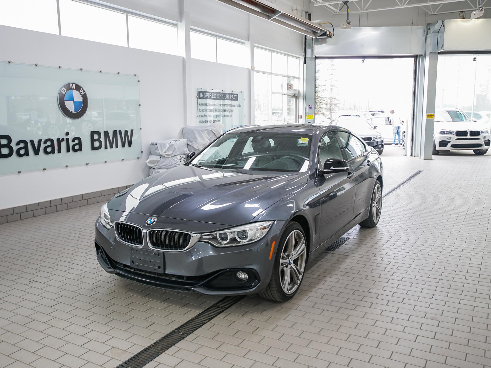 Bmw 428i Coupe >> Pre Owned 2016 Bmw 428i Xdrive Gran Coupe Coupe In Edmonton Pa35741