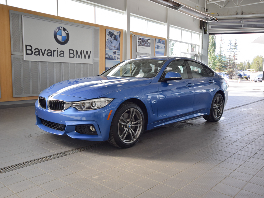new 2017 bmw 430i xdrive gran coupe coupe in edmonton. Black Bedroom Furniture Sets. Home Design Ideas