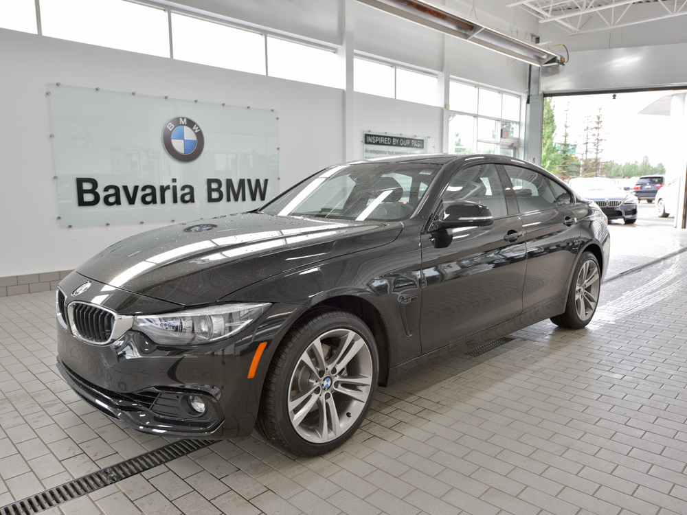 new 2018 bmw 430i xdrive gran coupe coupe in edmonton. Black Bedroom Furniture Sets. Home Design Ideas