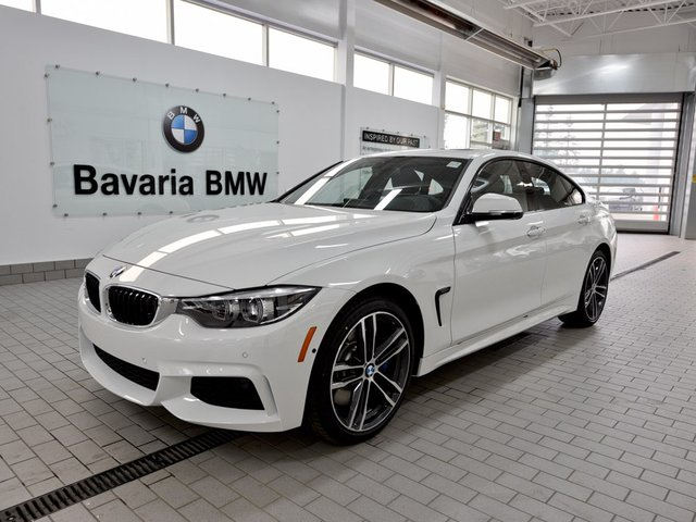 New 2018 BMW 440i XDrive Gran Coupe