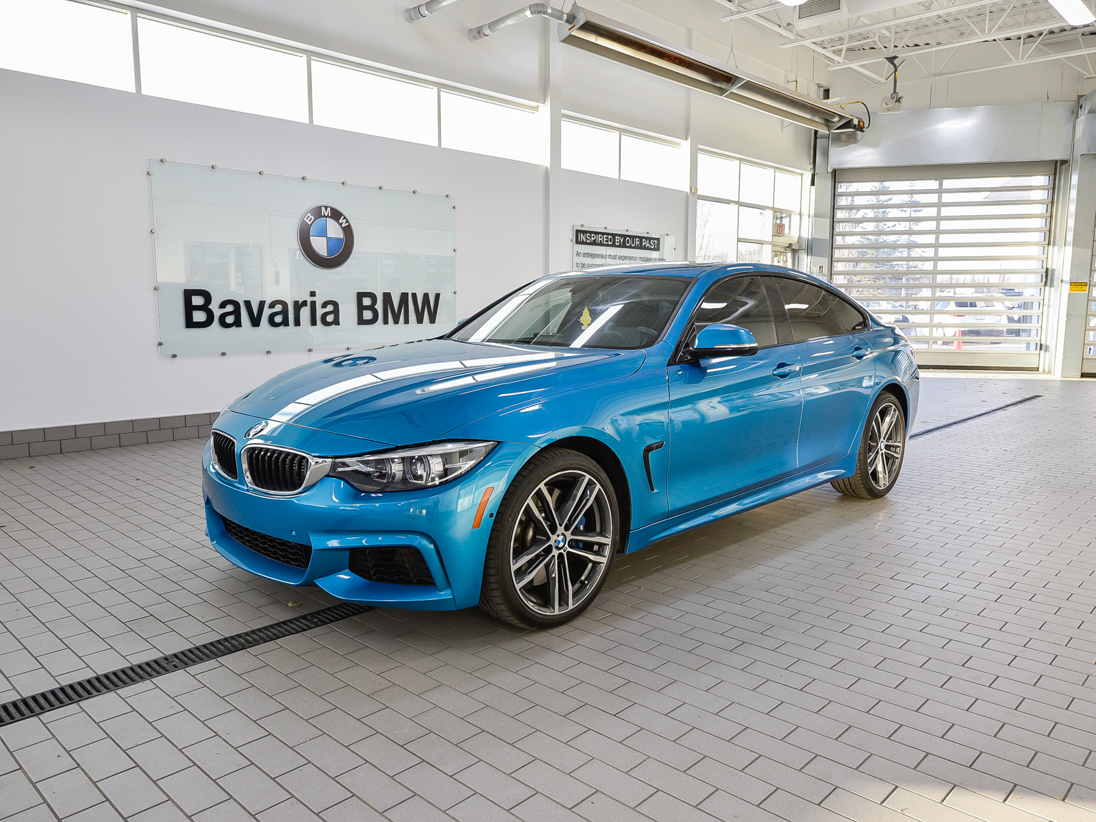 Pre Owned 2018 Bmw 440i Xdrive Gran Coupe