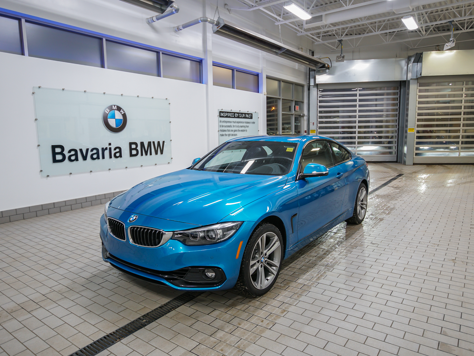 Pre-Owned 2018 BMW 430i xDrive Coupe