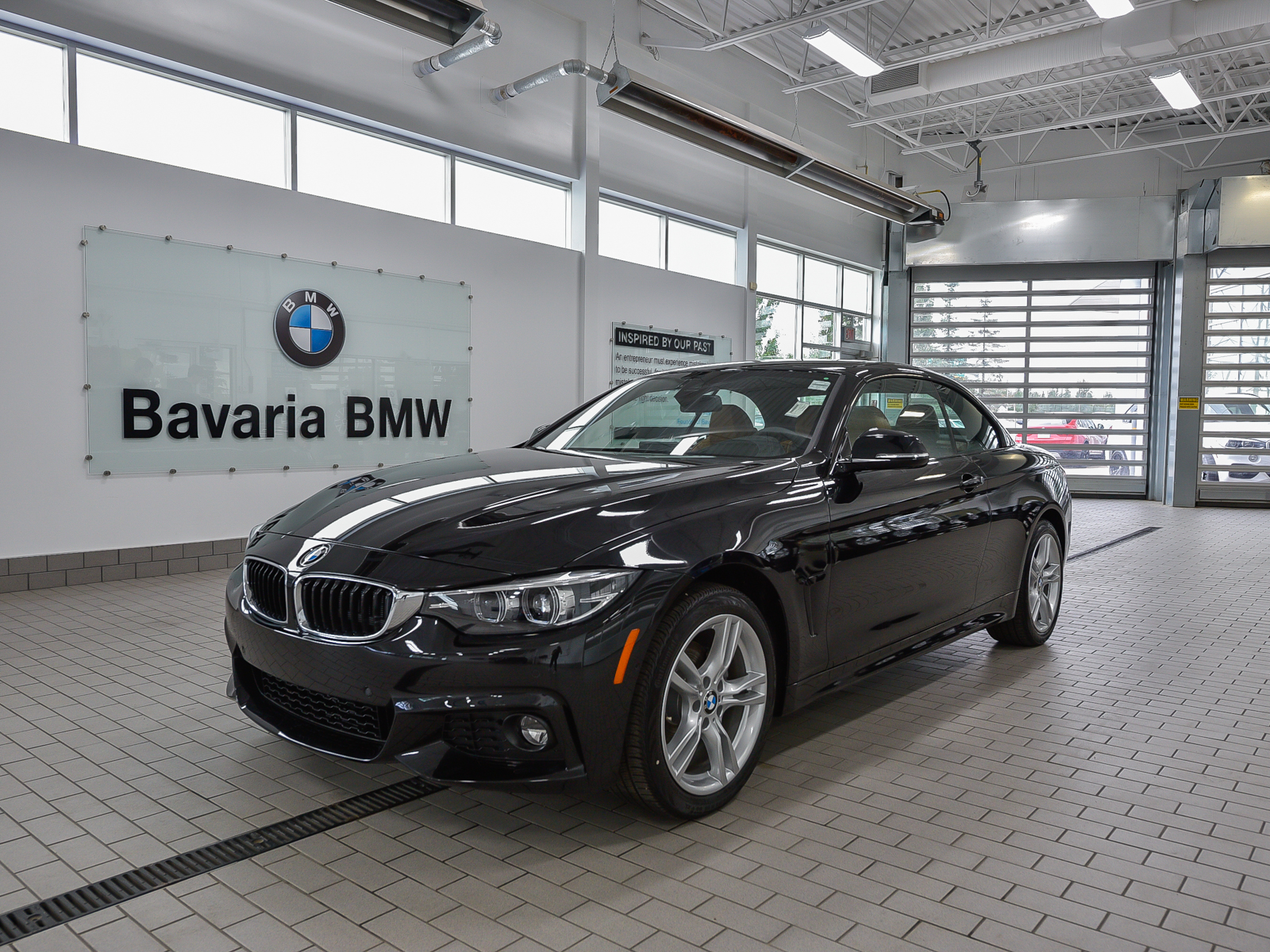 New 2019 BMW 430i xDrive Cabriolet Convertible in Edmonton 194A8286