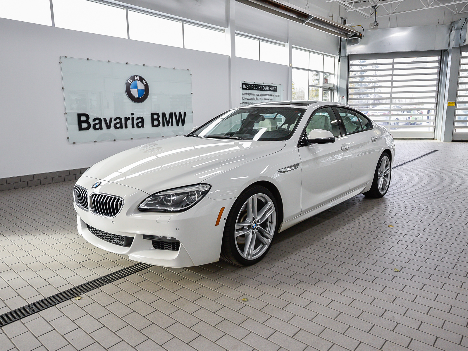 Pre-Owned 2016 BMW 640i xDrive Gran Coupe