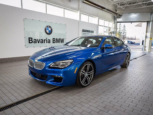 650I Gran Coupe >> New 2018 Bmw 650i Xdrive Gran Coupe Coupe In Edmonton 186g8793