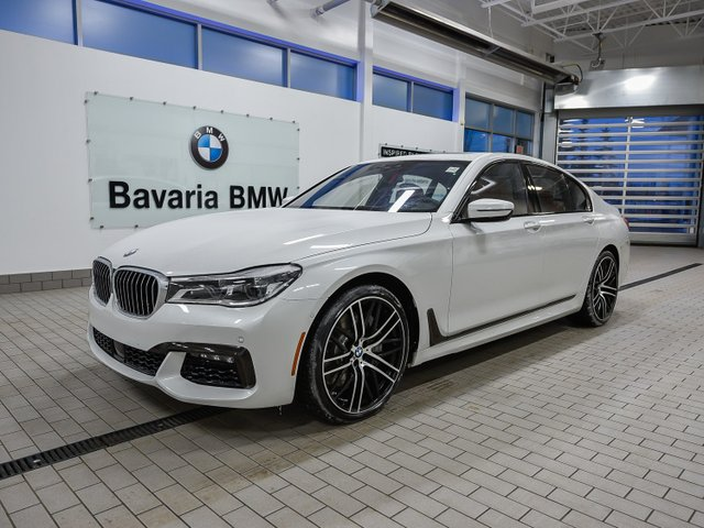 New 2018 BMW 750i xDrive Sedan