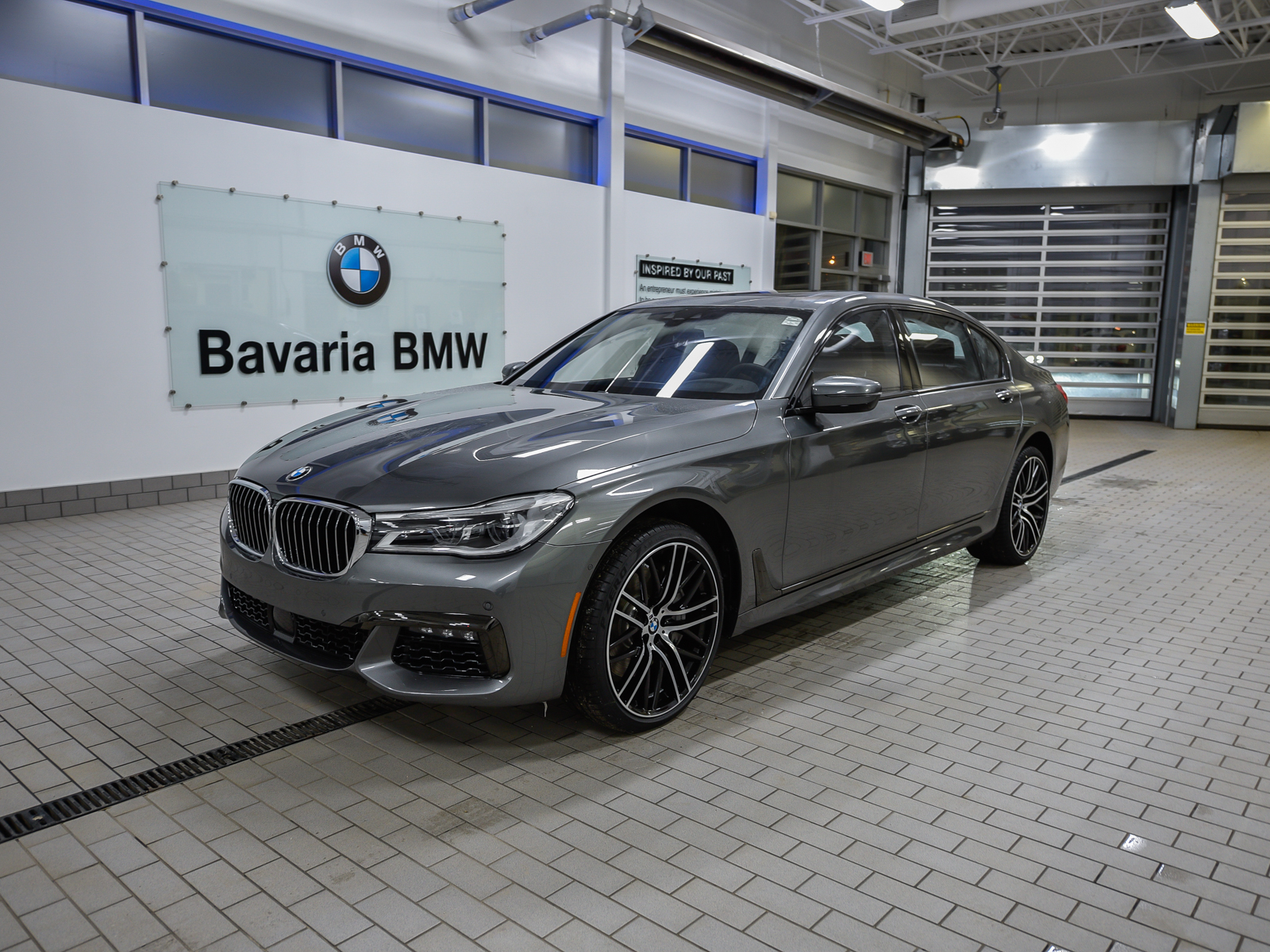 New 2019 BMW 750Li xDrive Sedan