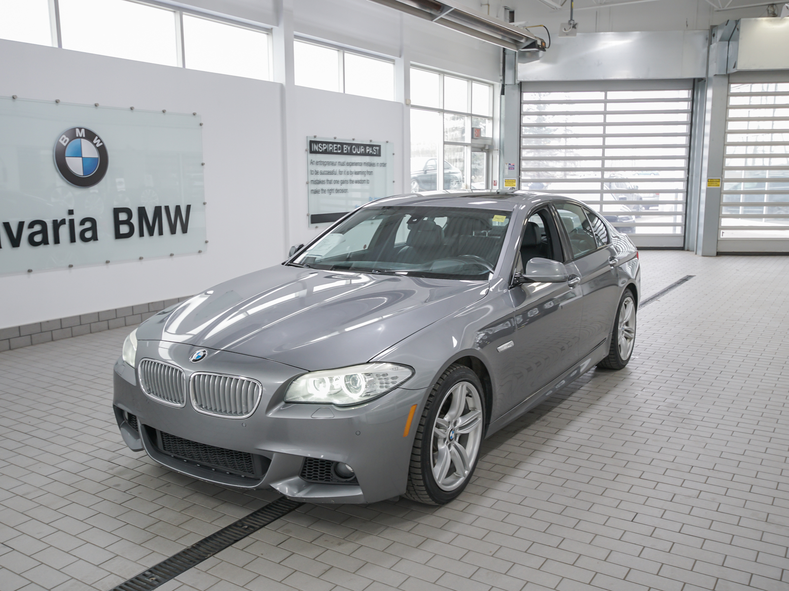 Pre-Owned 2013 BMW 550i xDrive