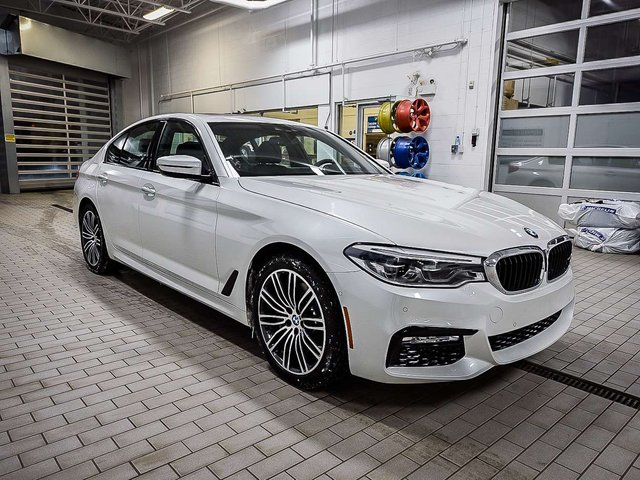 New 2018 Bmw 530i Xdrive Sedan