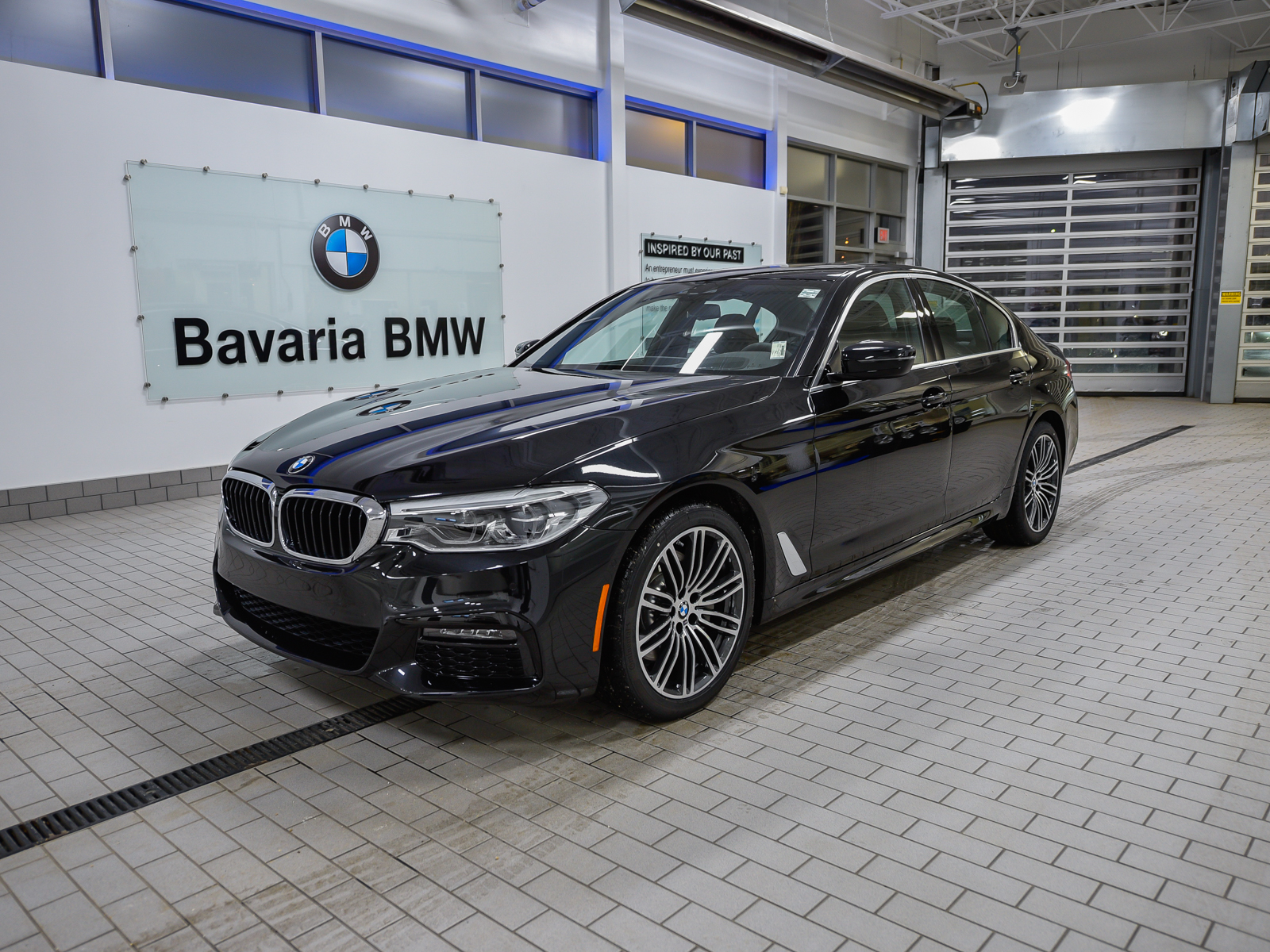 New 2019 BMW 530i xDrive Sedan