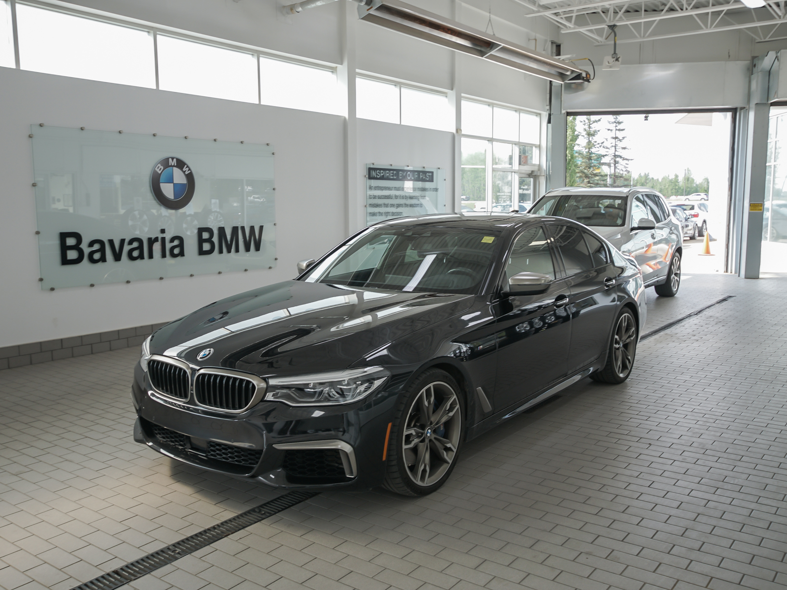 Pre-Owned 2018 BMW 550i xDrive Sedan
