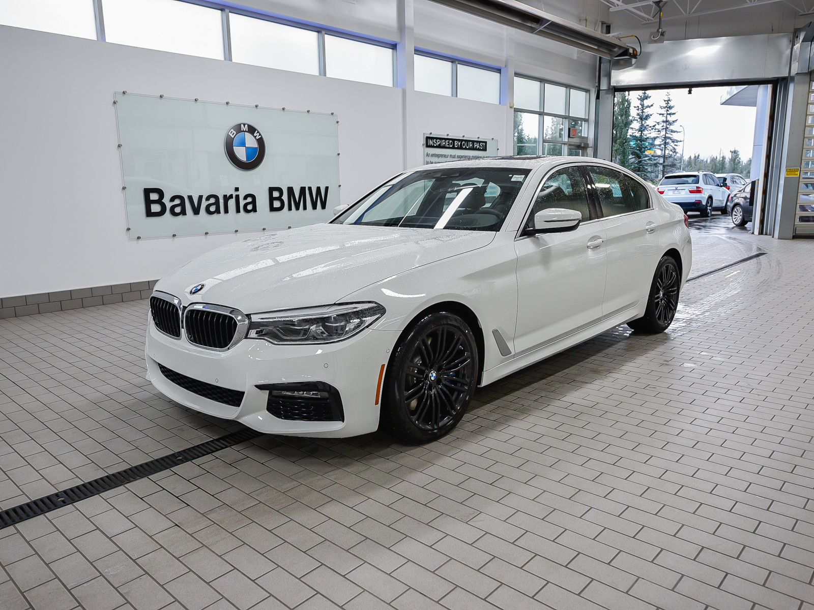New 2019 Bmw 540i Xdrive Sedan Sedan In Edmonton 195s3889 Bavaria Bmw