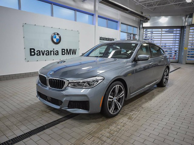 New 2018 BMW 640i xDrive Gran Turismo