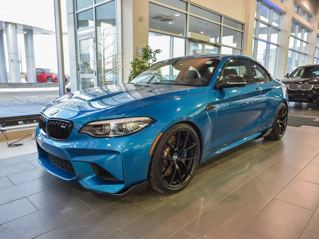 new 2018 bmw m2 m performance package 2 door coupe in. Black Bedroom Furniture Sets. Home Design Ideas