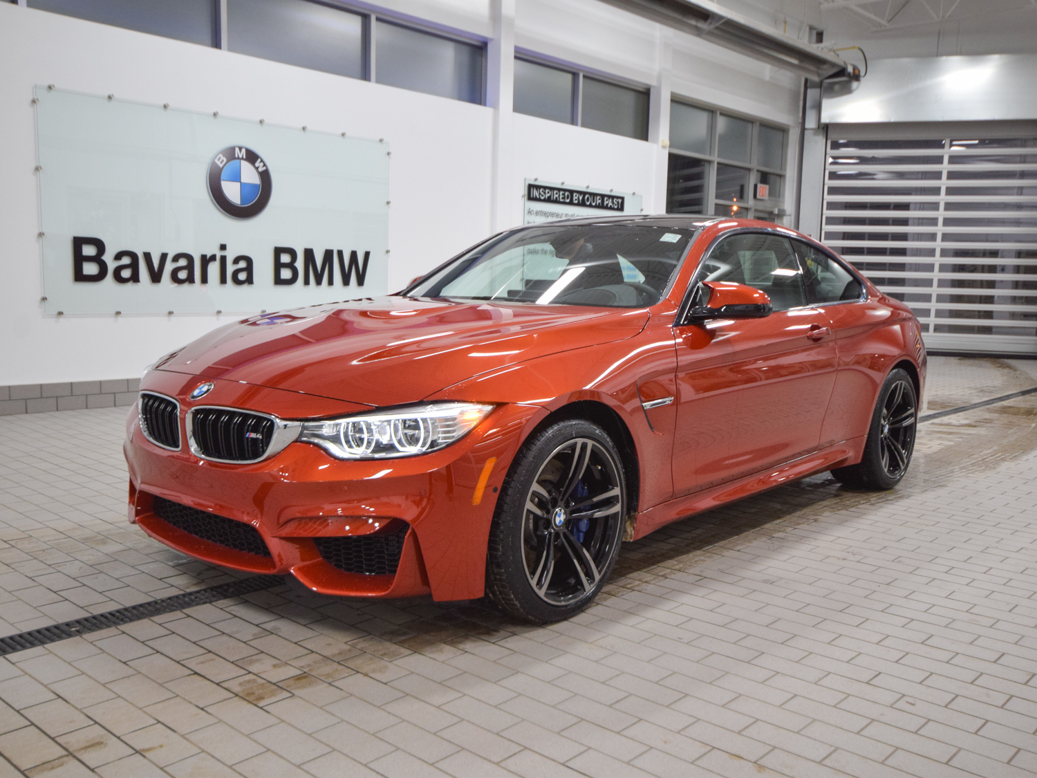 New 2017 BMW M4 Coupe