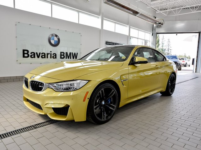 Pre Owned 2015 BMW M4 Coupe