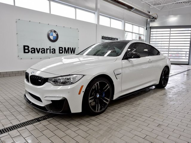 Pre Owned 2016 BMW M4 Coupe