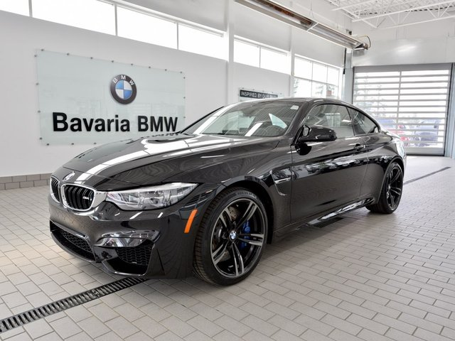new 2018 bmw m4 coupe coupe in edmonton 18m46245 bavaria bmw. Black Bedroom Furniture Sets. Home Design Ideas
