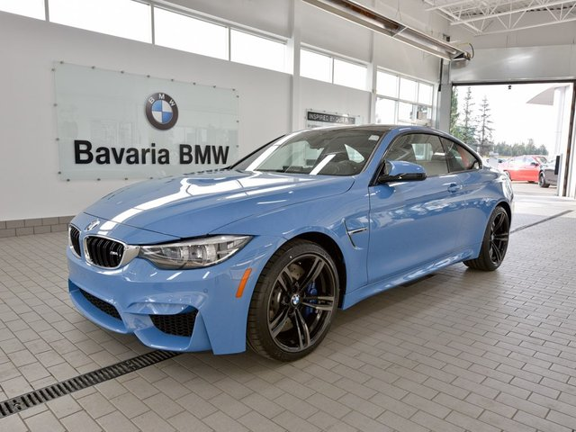 New 2018 Bmw M4 Coupe