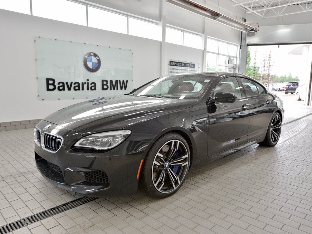 new 2018 bmw m6 gran coupe coupe in edmonton 18m67573. Black Bedroom Furniture Sets. Home Design Ideas