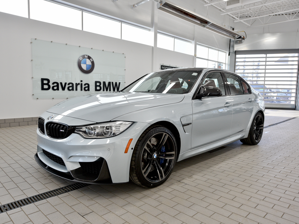 new 2017 bmw m3 sedan 4 door sedan in edmonton 17m35642 bavaria bmw. Black Bedroom Furniture Sets. Home Design Ideas
