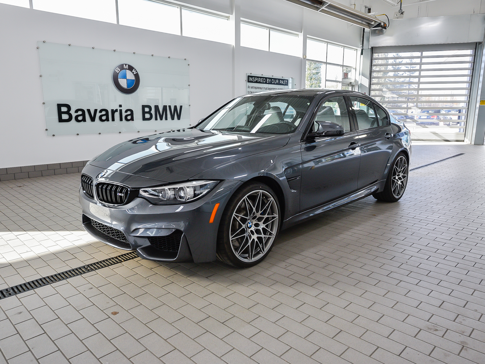 Pre-Owned 2018 BMW M3 Sedan
