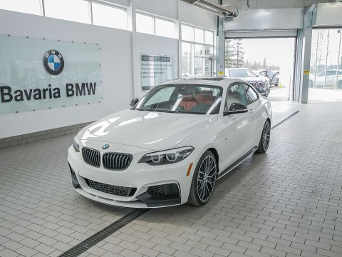 New 2019 BMW M240i Coupe
